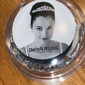 Diamond Tiara-David's Bridal